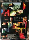Внешний вид - ORIGINAL 2046 movie 27x40 DS POSTER Cannes movie Kar Wai Wong Zhang Ziyi