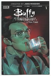 Buffy the Vampire Slayer Tea Time #1 2021 Mirka Andolfo Main Cover A Boom Comic