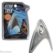 Insigne Officiel Star trek division ingenierie Quantum mechanix star trek badge