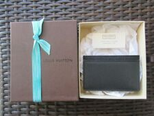 Louis Vuitton Leather Business & Credit Card Cases for Men