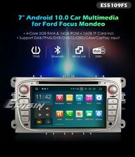 "RADIO DVD 7"" COMPATIBLE FORD SMAX FOCUS MONDEO CMAX ANDROID 10! GPS  regalo cam"
