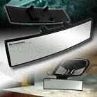 Universal Clear Broadway 300mm Wide Convex Interior Clip On Rear View Mirror