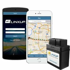 Linxup OBD GPS Tracker with Real Time 3G GPS Tracking, Car Tracking Device and -