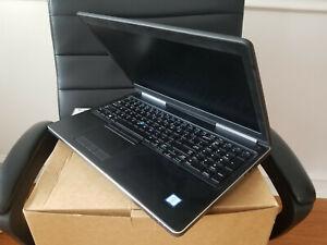 Dell Precision 7510 (NVMe M.2 256GB SSD,i7 Core,2.7GHz, Bluetooth, Win10 Pro,HD)