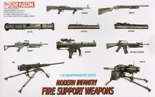 Dragon 1/35 #3808 Modern Infantry Fire Support Weapon