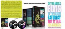 Elvis Collectors - Elvis: City of Angels  (Book & 2 CD set)