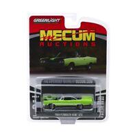 Greenlight - 1:64 Mecum Auctions Series 4 1969 Plymouth Hemi GTX (BBGL37190C)