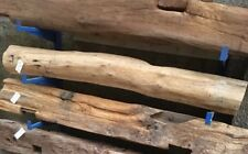 RECLAIMED CURVED CHARACTER OAK BEAM (No 306) FIREPLACE / WOOD / MANTLE (173cm)
