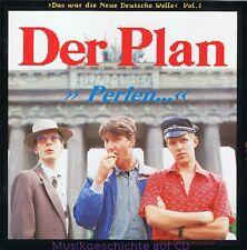 Der Plan - Perlen... - DAS WAR DIE NEUE DEUTSCHE WELLE  CD NEU Alte Pizza