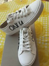 Chaussures Only blanches neuves Pointure 36