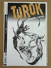 TUROK DINOSAUR HUNTER (2014) #6 B&W 1:10 VARIANT COVER NEAR MINT FIRST PRINTING