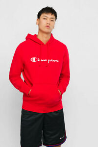 Champion Script Logo Hoodie - AY79N - Multiple Colours available