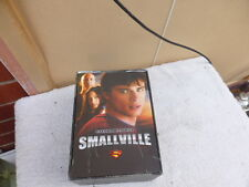 SMALLVILLE The Complete Series Seasons 1-8 + bonus discs collectors edition