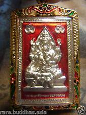 Salika Kruba Krissana Wat pa-Mahawan Papikanet Ganesh butterfly   Buddha 2554