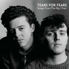 TEARS FOR FEARS - SONGS FROM THE BIG CHAIR  CD NEU