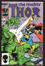 "The Mighty Thor #358 (1st)--""When Dalliance was in Flower""--1985 Comic Book"