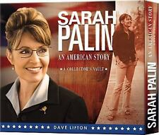 The Sarah Palin Collectors Vault Book by Dave Lifton 2010 Political Books NEW