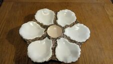 Limoges France haviland oyster serving Plate circa 1880