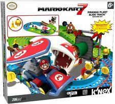 Super Mario Mario Kart 7 K'NEX Piranha Plant Slide Track Set #38511