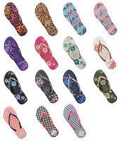 HAVAIANAS Womens Printed Thongs Flip-Flops Sandals Shoes