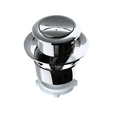 Universal Replacement Dual Flush PUSH BUTTON for SKYLO Flush Valves - 40,50,60mm