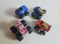 Micro Machines and Other Monster Truck Vintage Vehicle Lot