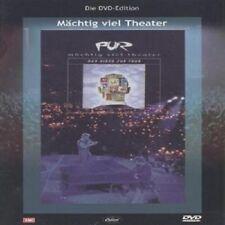 "PUR ""MÄCHTIG VIEL THEATER-DAS VIDEO ZUR TOUR"" DVD NEU"