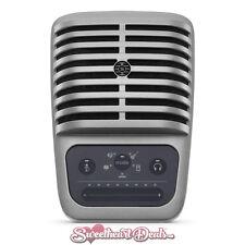 NEW Shure MOTIV MV51 iOS and USB Large-Diaphragm Condenser Microphone