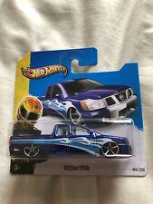 Hot Wheels Nissan Titan