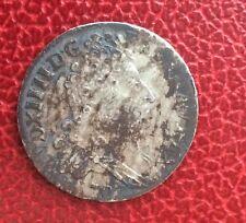 France - Louis XIV - Jolie Monnaie de 10 Sols 1707 B
