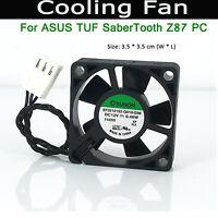 SUNON Cooling Fan EF35101S2-Q010-G99 DC12V 0.48W for ASUS TUF SaberTooth Z87 PC