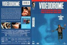Videodrome (DVD 1998 Widescreen) RARE 1982 JAMES WOODS SCI FI HORROR BRAND NEW