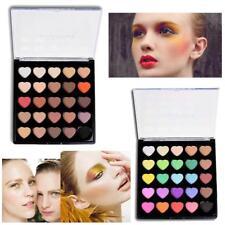 25Colors Shimmer Matte Eyeshadow Palette Eye Shadow Makeup Cosmetic Women Pop