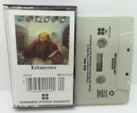 Kansas Leftoverture Audio Cassette Tape CBS Records 1976 PZT 34224