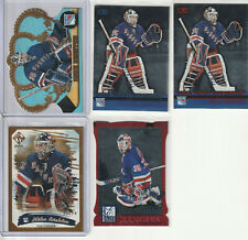MIKE RICHTER 1997-98 CROWN ROYALE ICE BLUE #87 RARE