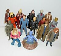 "DOCTOR WHO - JOB LOT BUNDLE COLLECTION ACTION FIGURES 5"" SIZE - DW11"