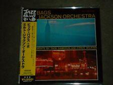 Milt Jackson Big Bags Japan Mini LP