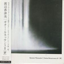 KAZUMI WATANABE - GUITAR RENAISSANCE II. JAPAN.MINI-LP SLEEVE.HYBRID SACD