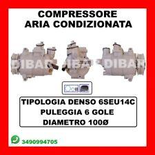 Compresseur AC 13776 Seat Exeo St 2.0 Tdi à Partir 2009 KW125 CV170 Caha Cglb 44