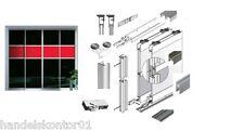 Schiebetür Selbstbausatz Bis 4000 Mm Breite Erweiterbar, Rahmen Aus  Aluminium