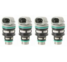 Set(4) Fuel Injectors For Chevy Buick Pointiac 2.2 17113124 17113197 17112693