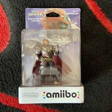 Super Smash Bros No41 Ganondorf Amiibio - NEW SEALED