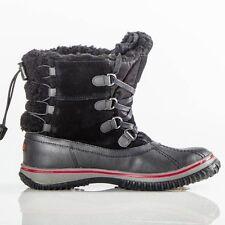 Women's Pajar Iceland Waterproof Boot Black Size 8-8.5, Euro 39 #NFMV0-74