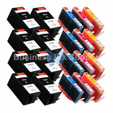 20+ PACK 920XL New GENERIC Ink for HP Officejet 7000 series (E809) 7500 (E910)