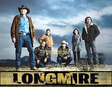 LONGMIRE - Flexible Fridge Magnet