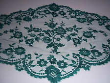 Rare Vintage Desco Princess Lace Mantilla Veil/Scarf - Made in France - Mint