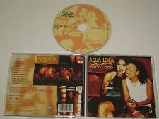 AGUA LOCA/POCO LOCO(BLUE FLAME 398 50652) CD ALBUM