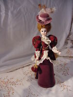 Vintage GORHAM Valentine's Lady # 1 Jane # 844 Limited Edition 2,500