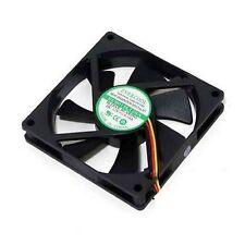 PC Computer CPU Case Cooling Fan Cooler 3Pin Silent 80mm 80x80x15mm 8cm 20dBA