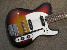 Zenta small bodied telecaster - made in Japan - in exceptional condition.